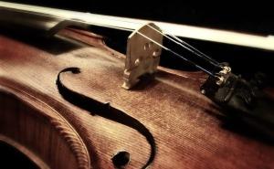 musique, violon