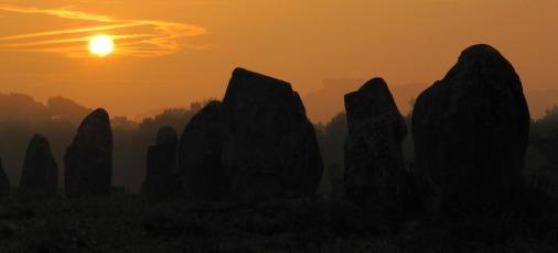 pierres debout