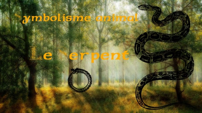 symbolisme animal serpent