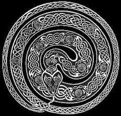 serpent celtique