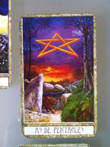 as-pentacles-tarot-druides